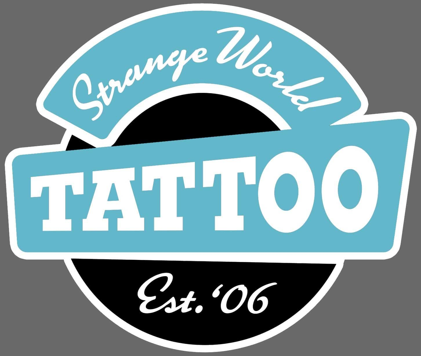 Strange World Tattoo Shop